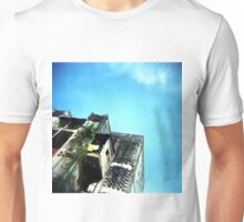 The White Building Unisex T-Shirt