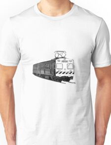 Melbourne Hitachi train Unisex T-Shirt