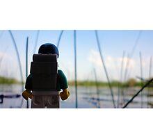 Lego Lake Photographic Print