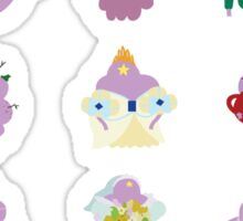 Shades of Lumpy Space Princess Sticker