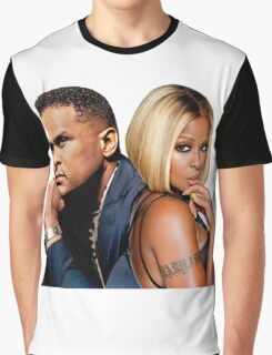 maxwell-mary j blige tour 2016 Graphic T-Shirt