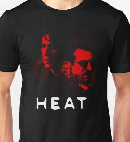 HEAT -ROBERT DE NIRO- Unisex T-Shirt