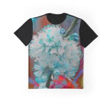 Frosty Fresh Flowers  Graphic T-Shirt