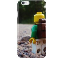 Small Walk iPhone Case/Skin