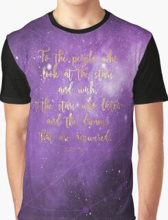 To the Stars - ACOMAF Graphic T-Shirt