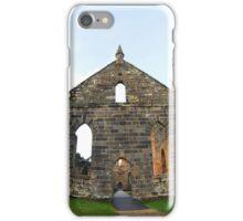 Convict Church iPhone Case/Skin