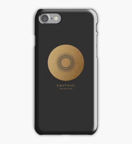 Taeyang - Rise iPhone Case/Skin