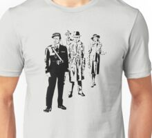 Round Up The Usual Suspects Unisex T-Shirt