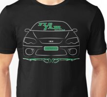 Fig Jam Racing Ba xr Unisex T-Shirt