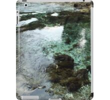 Peaceful huh? iPad Case/Skin
