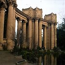 Resembling Roman Ruins.. by RobynLee