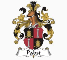 Pabst Coat of Arms (German) by coatsofarms
