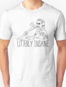 American Psycho - Utterly Insane Unisex T-Shirt