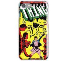 strangerthings iPhone Case/Skin