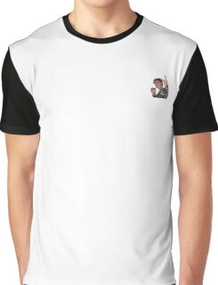 Kris Jenner Sticker Graphic T-Shirt