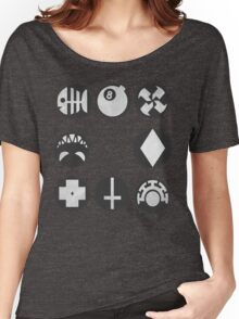 Skullgirls Icons Women's Relaxed Fit T-Shirt