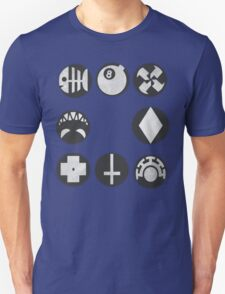 Skullgirls Icons Unisex T-Shirt