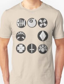Skullgirls Icons T-Shirt
