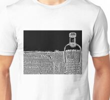 sketchy absolut vodka Unisex T-Shirt