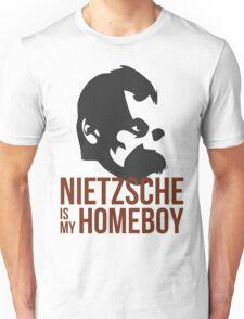 Nietzsche is My Homeboy T-Shirt