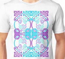 Scotia Ribbon Pattern  Unisex T-Shirt