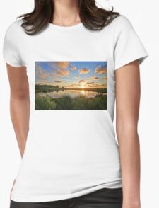 Florida's Natural Beauty Womens Fitted T-Shirt