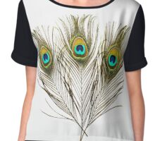 Feather Flex Chiffon Top