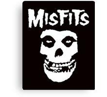 MISFIT  Canvas Print