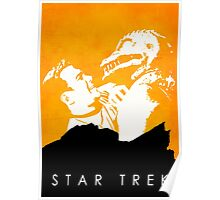 Star Trek - Vasquez Rocks Poster