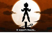 IT WAS NOT ITACHI! by TheRising
