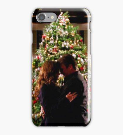 Caskett Christmas iPhone Case/Skin