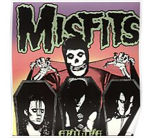 MISFIT COVER Poster
