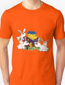 Ferald and The Bunnies Unisex T-Shirt