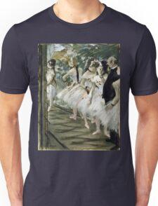 Edgar Degas - The Ballet  Unisex T-Shirt