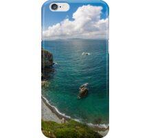 Cliff View, Sark Island iPhone Case/Skin