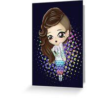 i love you Dara Greeting Card