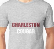 college of charleston cougar Unisex T-Shirt