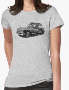 Cruiser Womens Fitted T-Shirt