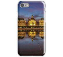 Place de la Bourse iPhone Case/Skin