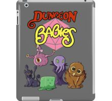 Dungeon Babies iPad Case/Skin