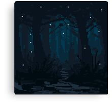 Once Upon A Forest Canvas Print