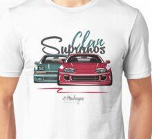 Supra Mark III & Mark IV Double Unisex T-Shirt