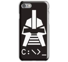 By Your Command Prompt Fraking Funny iPhone Case/Skin