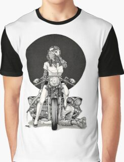 beautiful black gils Graphic T-Shirt