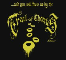 ...and you will know us by the Trail of Cheerios One Piece - Short Sleeve