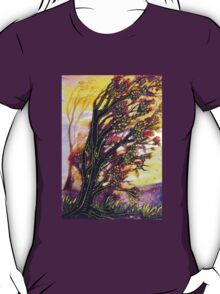 Trees in the Breeze T-Shirt