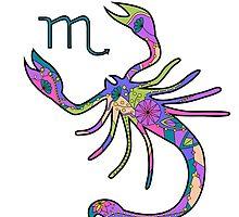Scorpio by Marishkayu