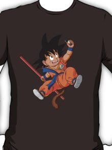 GOKU TAKES A SELFIE T-Shirt