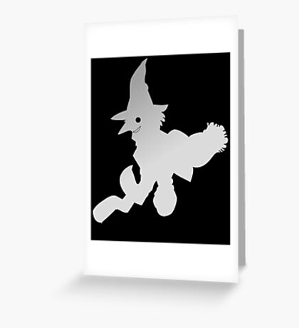 soul eater- witch order Greeting Card