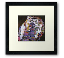 Gustav Klimt - The Virgin 1913 Framed Print
